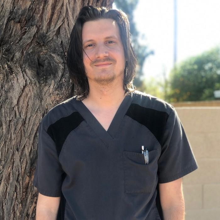 David<br/>Veterinary Technician  photo